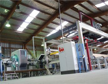 Waitete Sawmills plant